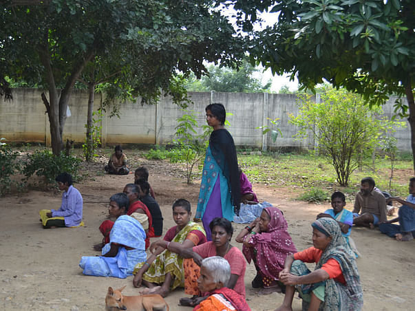 Help Anbalayam Rehabilitate Mentally Ill Wandering In Trichy
