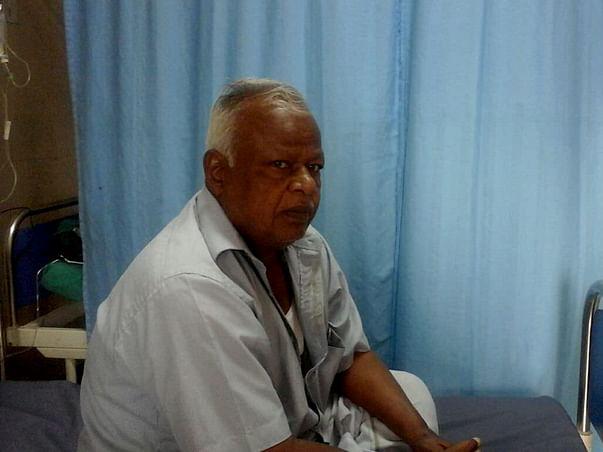 Help Ranganathan Undergo An Urgent Heart Surgery