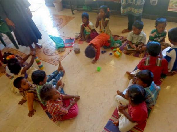Bengaluru Marathon: Holistic Development for Kids, Bashattihalli