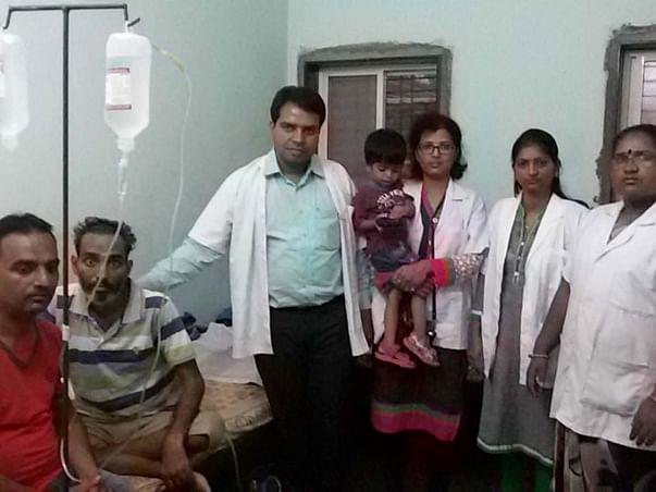 Help Rajeev fight Cancer