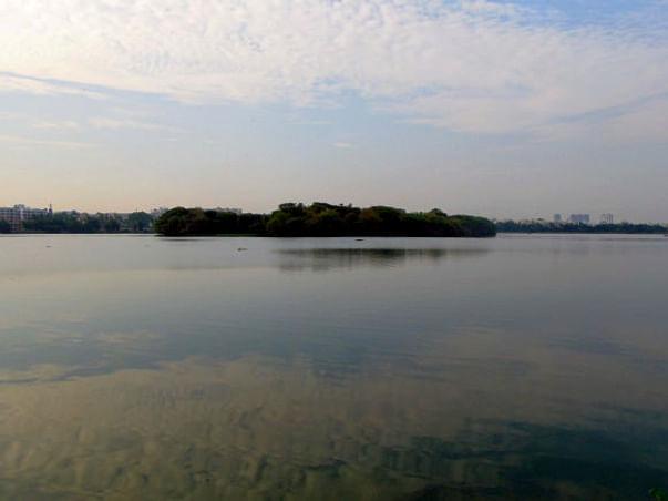 Peace Ride: Restoration of Madiwala Lake, BTM Layout
