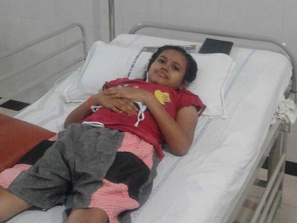 Help Save Manaswini From Cancer
