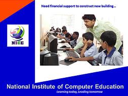 Help to build a computer institute in Gonda, Uttar Pradesh