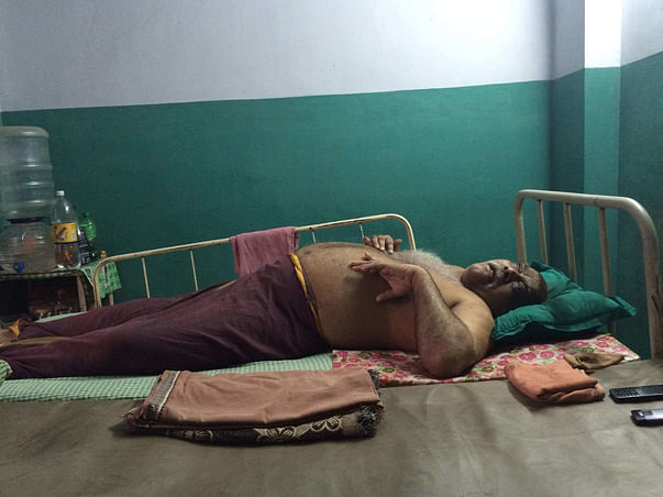 Stand Up For Aravindan And Help Him Walk Again