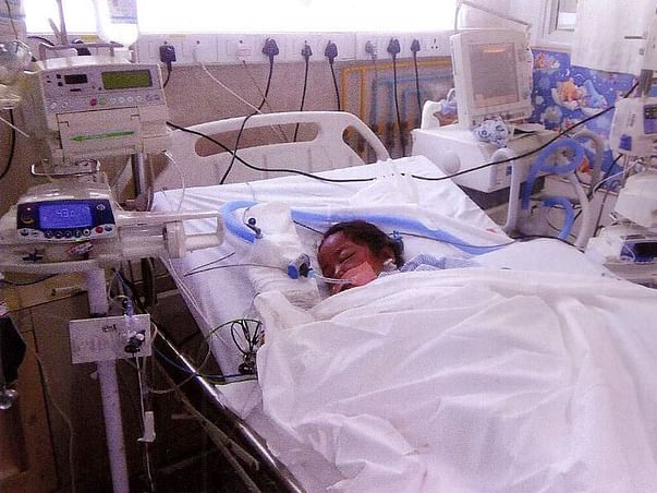 Help 8 year old Bhavana fight off Sepsis