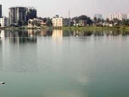 Peace Ride: Rachenahalli Lake needs further improvement