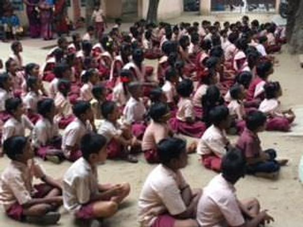 Gift Excellent Education to 220 Kids in Pudupet!