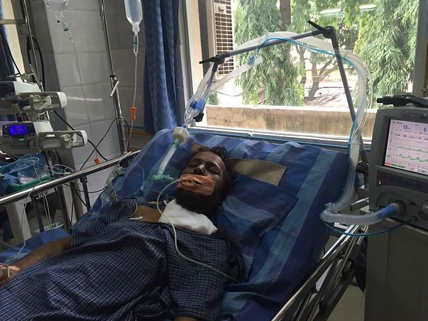 Help Santosh recover from Dengue Haemorrhagic fever