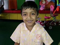 Help Aadarsh to Fight Cancer
