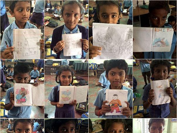 Roshni - lighting a child's world through life skills