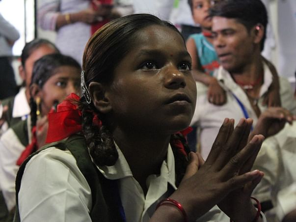Support India's First Ever Registered Traffic Signal School!