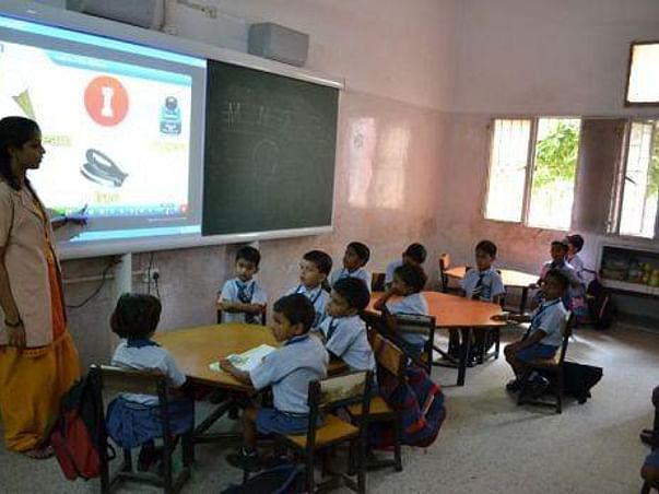 Smart Classes for Rural India & Small Institutes