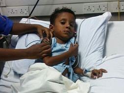 Help Ramjan Ali recover from Congenital Heart Disease