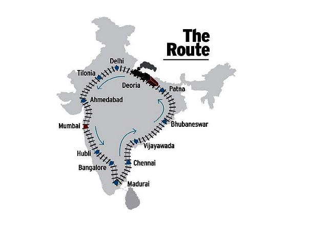 Assist me for Jagriti Yatra- Building India through Enterprise