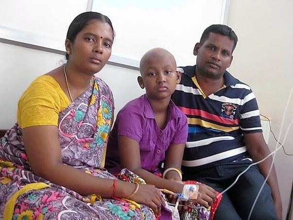 Help Mathumitha Fight Acute Myleoid Leukemia(Blood Cancer)