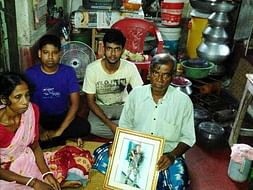 Support Family Of Uri Attack Martyr Gangadhar Dalui