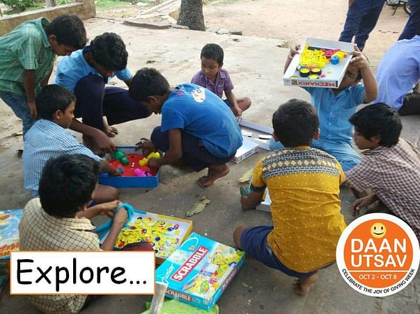 Toy for Joy | Help us collect old and new  fun toys for children