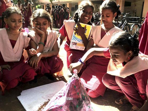 Empower 17  girl children to follow their dreams