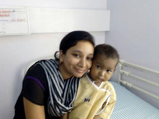 Help Baby Sana Fight Blood Cancer!