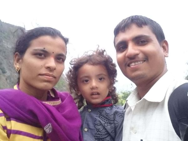Mahin Reddy is 2 years old and on a clock for survival