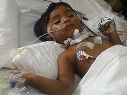 Help baby Gajavardhan regain consciousness