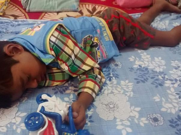 They Couldn't Afford Surgery for 7 Years and Now His Life is in Danger