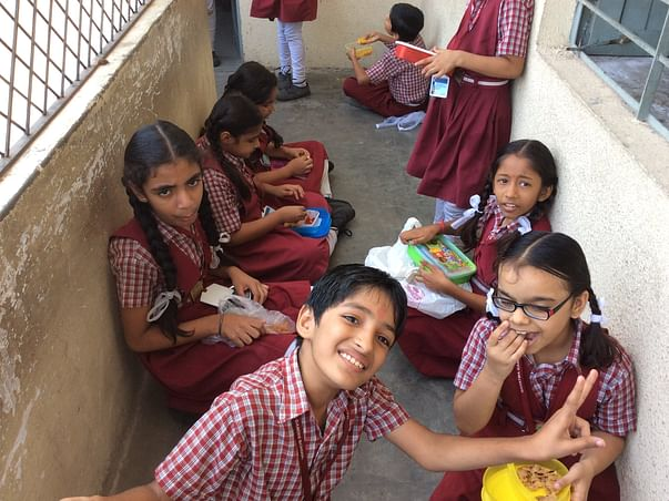 Help Me Create A Better Future For 32 Kids