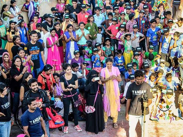 Dance festival for individuals with Disability -TANDAV