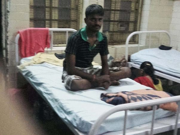 Help Raju Fight Leukemia