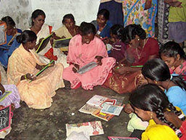 Gyaandaan - Support Rural Adult Literacy Initiative
