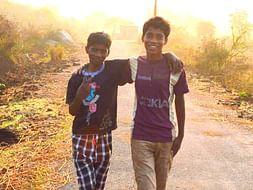Help Tehasin and Sukriya to complete their primary education