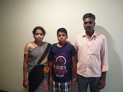 Matching Campaign For 13-Year-Old Sushan's Liver Transplant