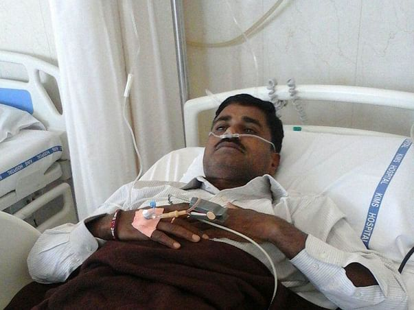 Support kidney transplantation for 'Mallesh'