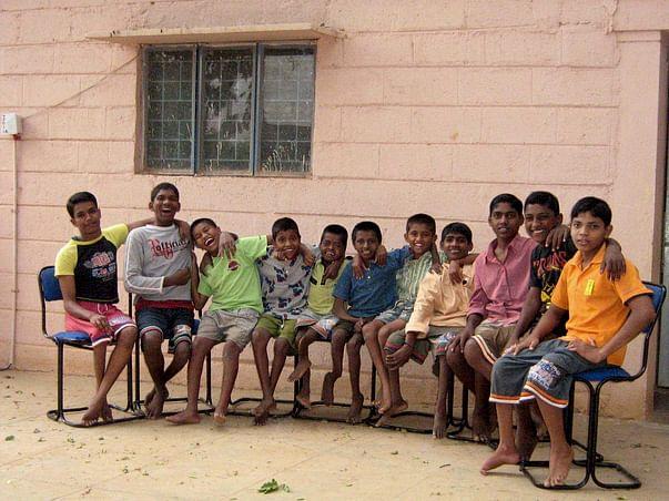Help Mathru Foundation create a sustainable center for children