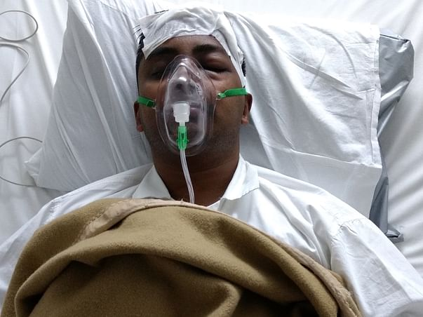 Succour & Prayers Needed for Steve's Post Operation Treatment-Phase II