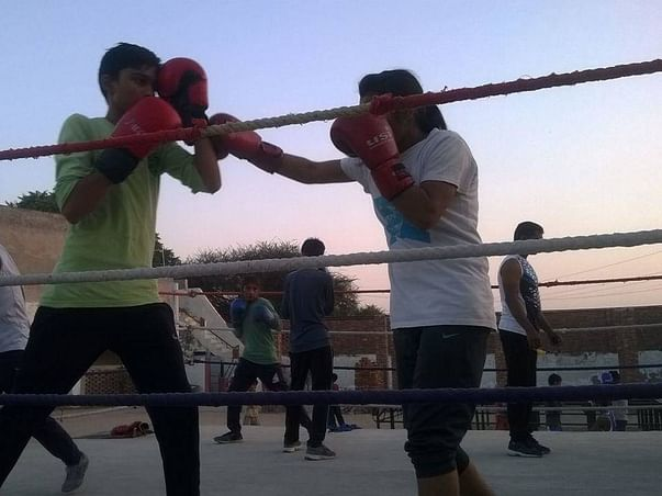 Help Haryana Boxing Academy Build A Shed for The Boxing Ring
