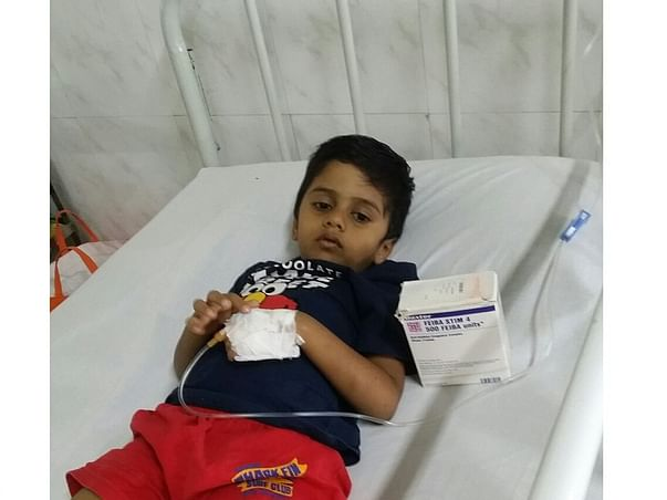 Help my son suffering from hemophilia to lead a normal life