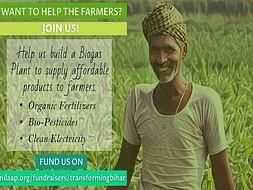 Help us Transform Farmers lives in Bihar