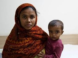 This 1-year-old needs an open heart surgery to live