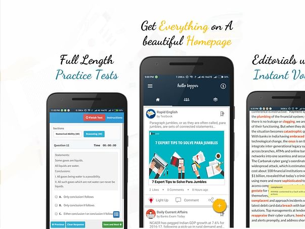 Help Hello Topper to Hire Mentors/Teachers for Free Education