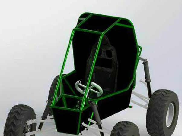 Support needed to fabricate a electric vehicle for EBAJA'17