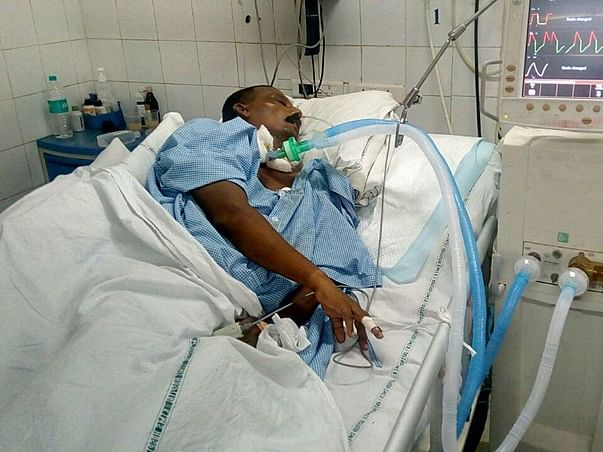 Help Krishna Raj Pay Piling Hospital Bills