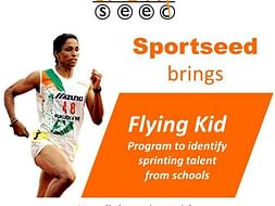Help identify the next Indian Sprinting Talent from schools