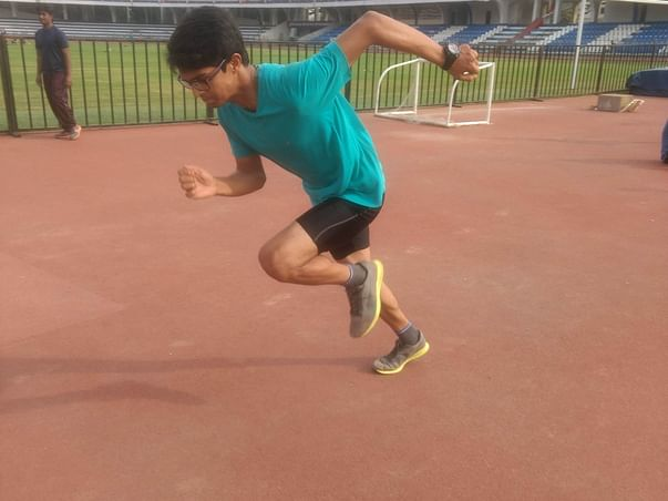 Support Vaibhav in his passion towards Sports!