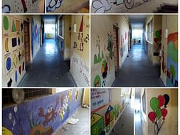 I want to paint a Municipal School and create interactive learning