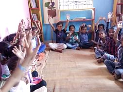 Support To Make 'The Library Project: पन्नों की परियाँ' A Reality