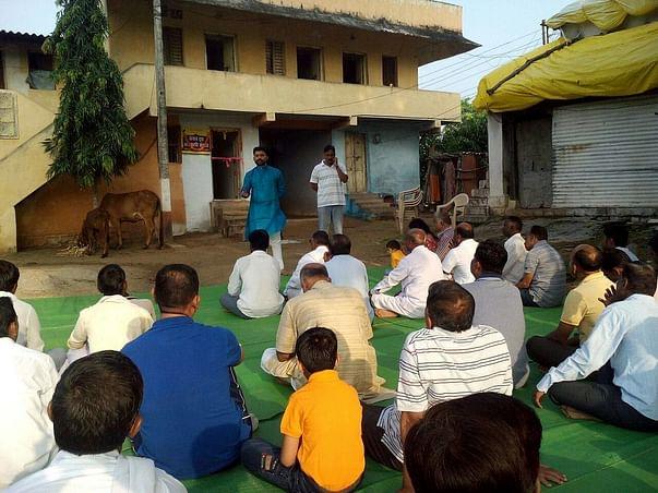 Rural empowerment through Dairy Development!