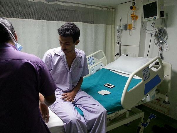 Help Abdullah Undergo An Urgent Heart Transplant