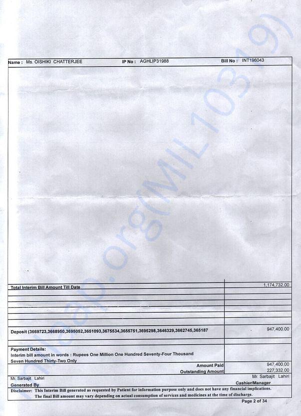 Expenditure until 26th Dec (Page-2)