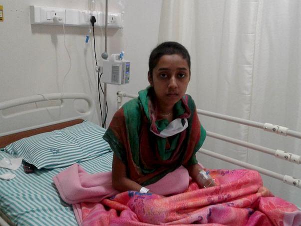 Help Megha fight Leukemia